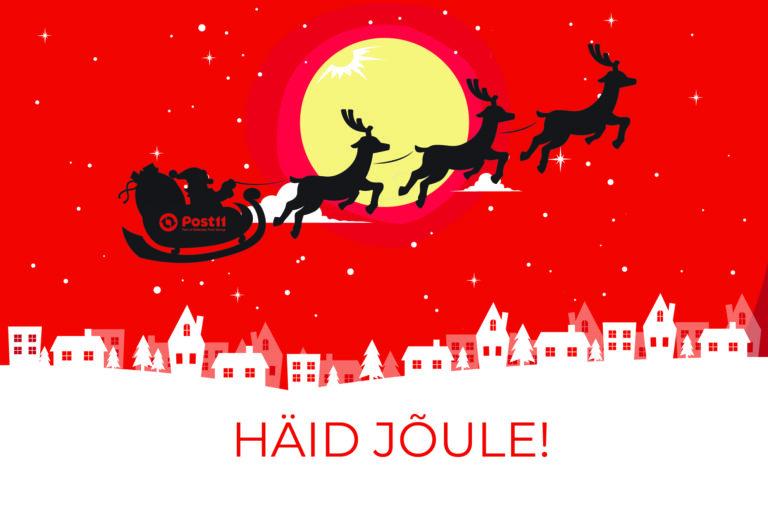 Jõulukaartide kujundus